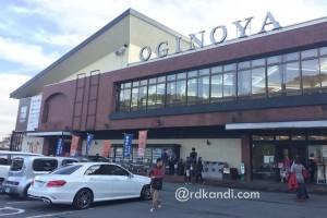 Restoran Oginoya, Nagano.